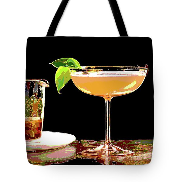 Cocktail And Dreams Tote Bag