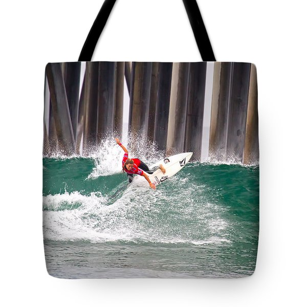 Coco Ho Surfer Girl Tote Bag