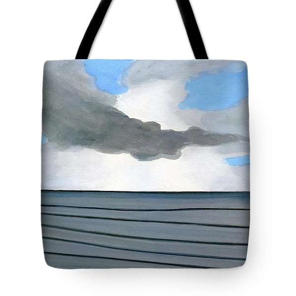 Cocoa Beach Sunrise 2016 Tote Bag