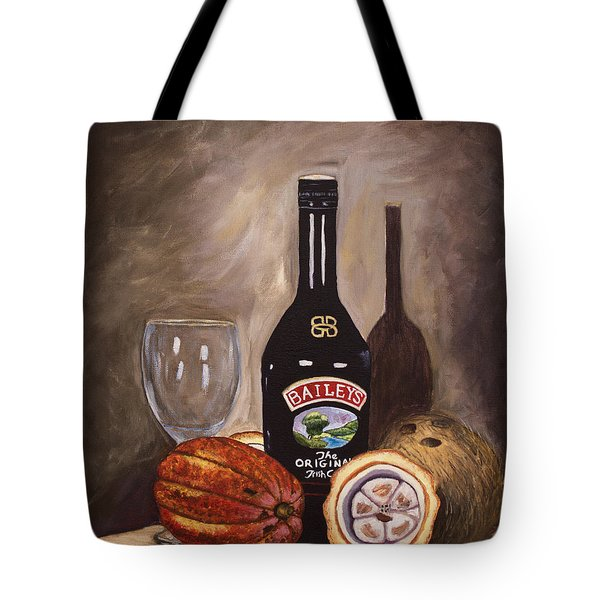 Cocoa Pods Coconut And Irish Cream Tote Bag