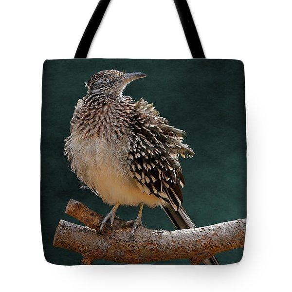 Cocoa Puffed Cuckoo Tote Bag
