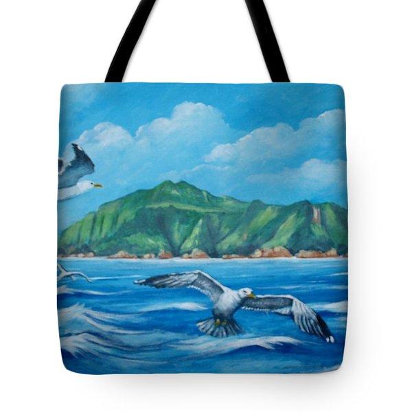 Coco's Island, Costa Rica Tote Bag