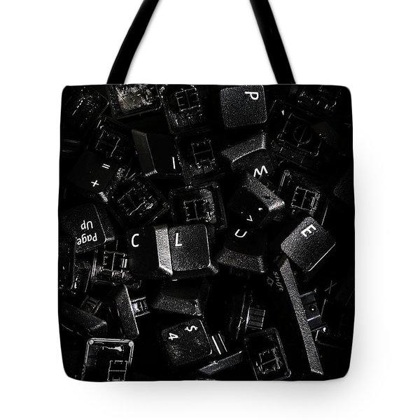 Codebreaking A Hidden Clue Tote Bag