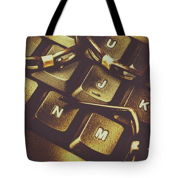 Coding A Partnership In Smart Development Tote Bag