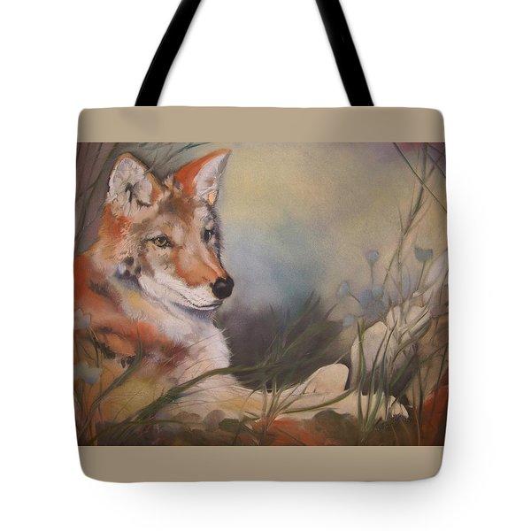Cody Tote Bag by Marika Evanson