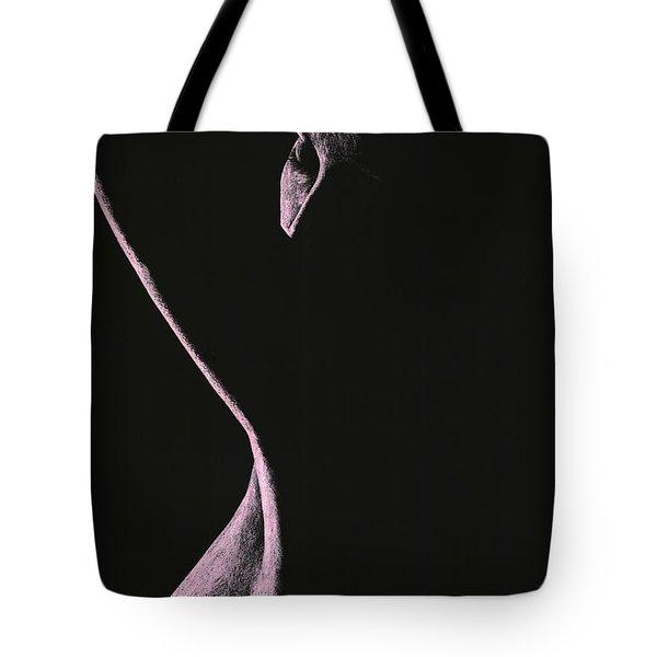 Coercion Tote Bag by Richard Young