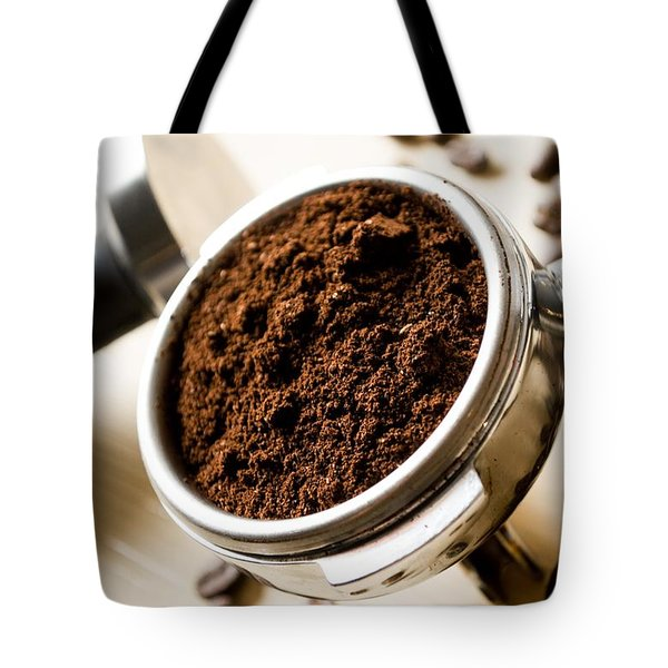 Coffee #10 Tote Bag