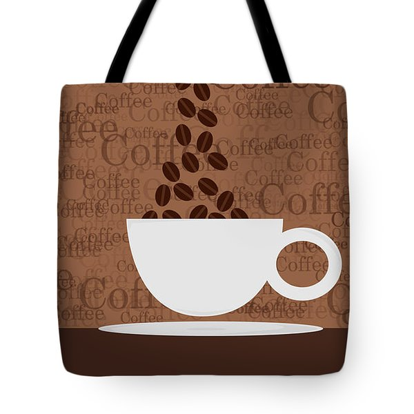 Coffee #3 Tote Bag