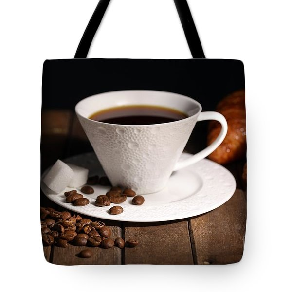 Coffee #4 Tote Bag