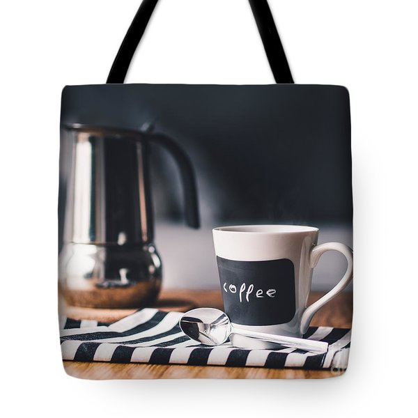 Coffee #5  Tote Bag