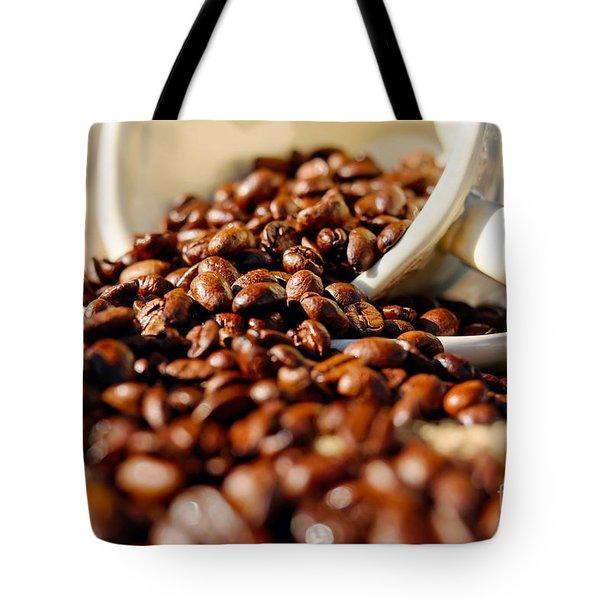 Coffee #8  Tote Bag