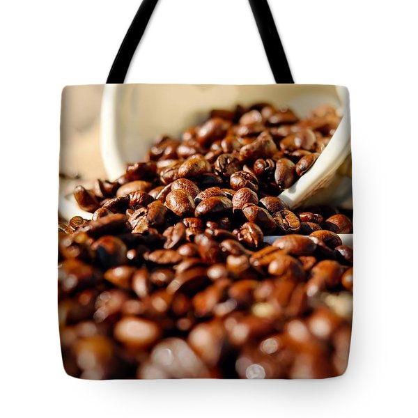 Coffee #8  Tote Bag