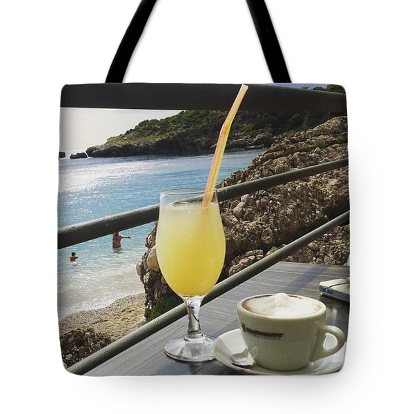 Perfect Breaktime Tote Bag