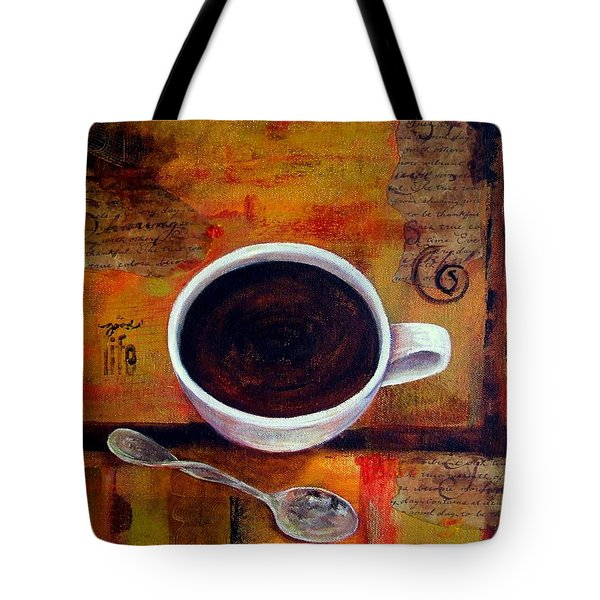 Coffee I Tote Bag