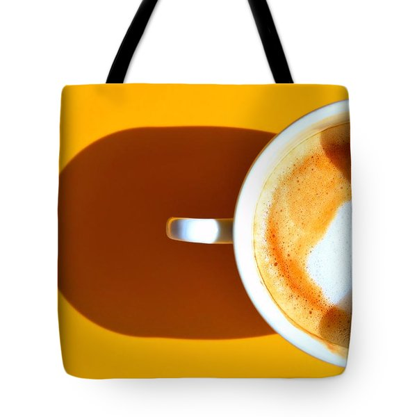 Coffee Tote Bag by Josephine Buschman