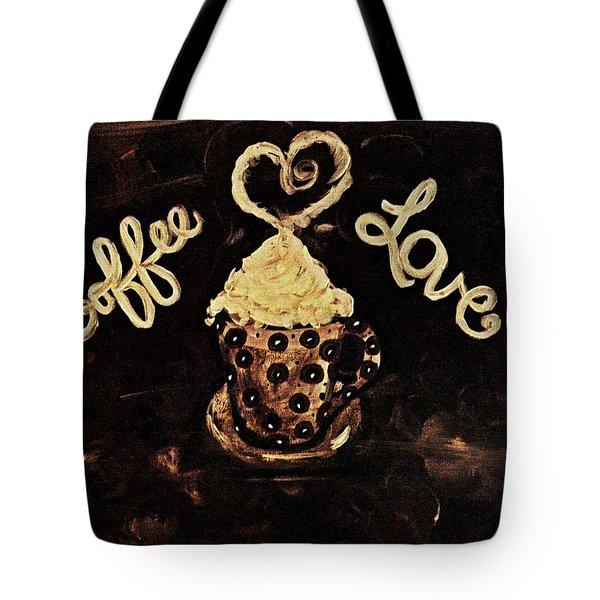 Coffee Love Tote Bag