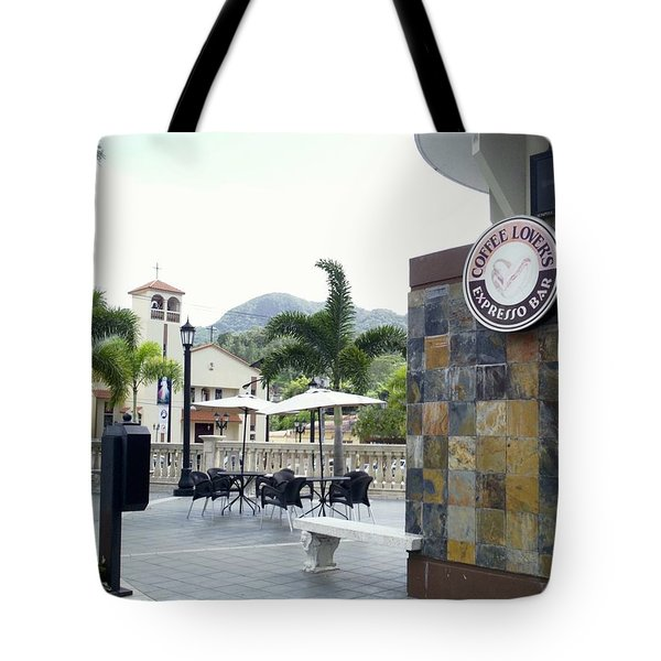 Coffee Lover's Expresso Bar 3 Tote Bag