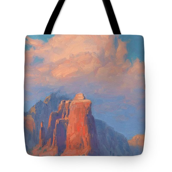 Coffee Pot Afternoon Tote Bag