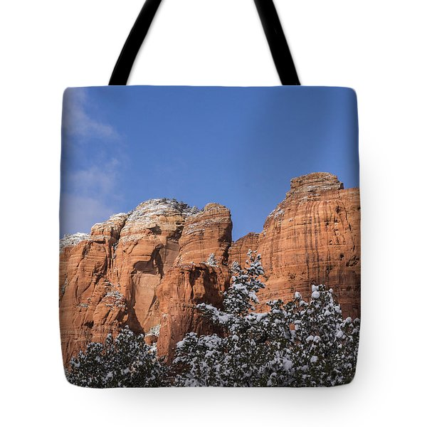 Coffee Pot Leads The Way Tote Bag