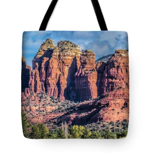 Coffee Pot Rock Tote Bag