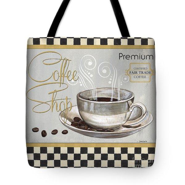 Coffee Shoppe 2 Tote Bag