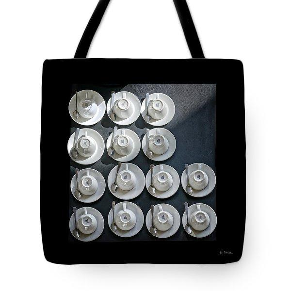 Coffee Time No. 2 Tote Bag