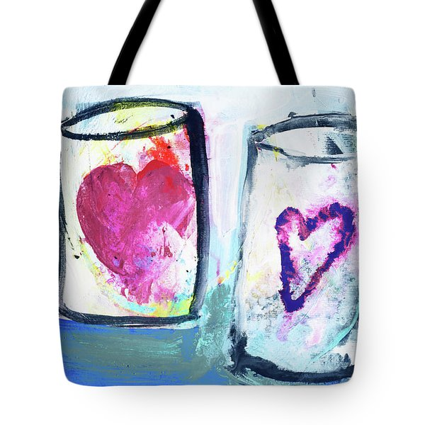 Coffee With Love Tote Bag