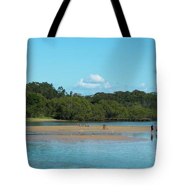 Coffs Creek  Tote Bag