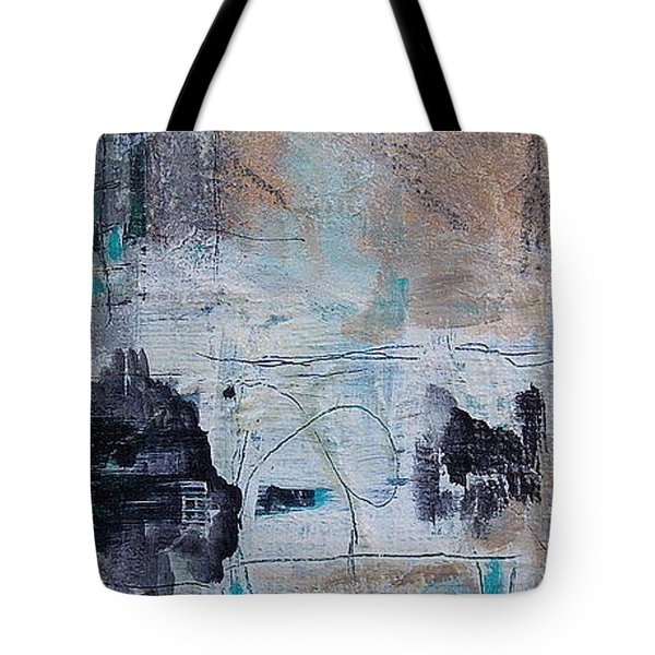 Cognitive 2 Tote Bag by KA Davis