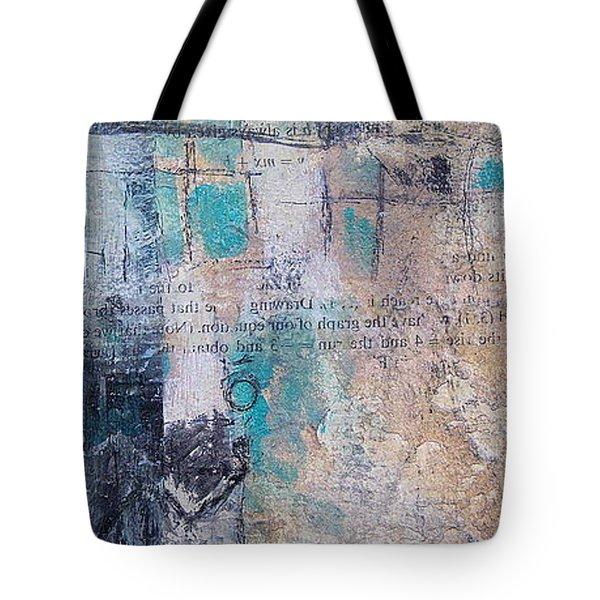 Cognitive 3 Tote Bag by KA Davis