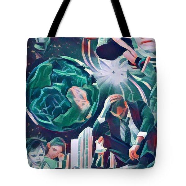 Cognitive Dissonance Tote Bag