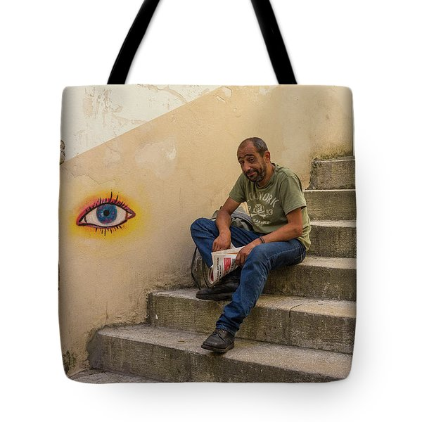 Coimbra  Local  Tote Bag