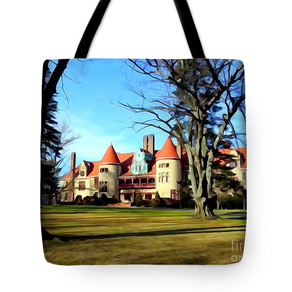 Coindre Hall Grandeur Tote Bag