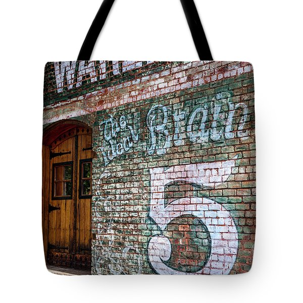 Coke And 5 Cent Cigars Tote Bag