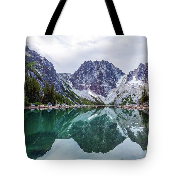 Colchuck Lake Tote Bag