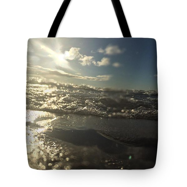 Cold And Fresh Tote Bag
