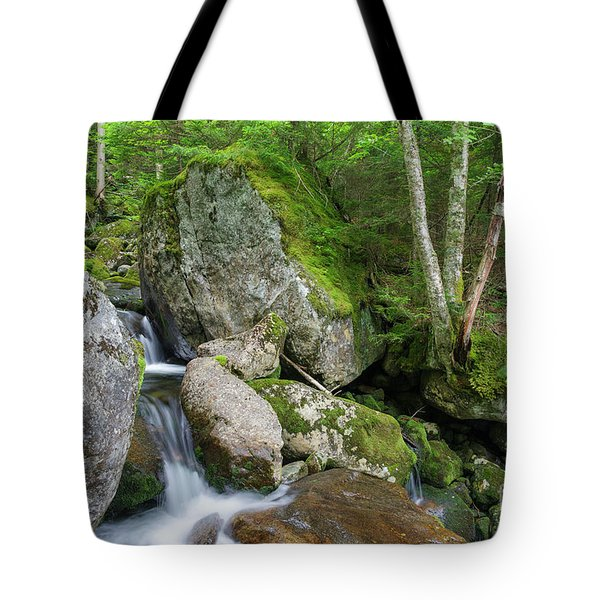 Cold Brook - White Mountain National Forest Tote Bag