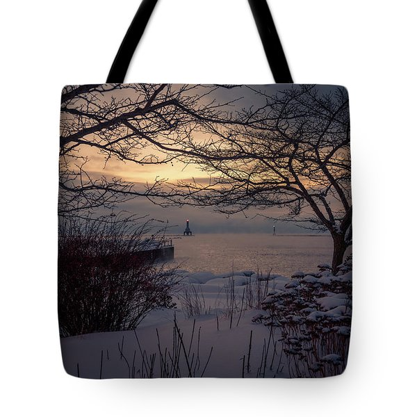 Cold Fingers Tote Bag