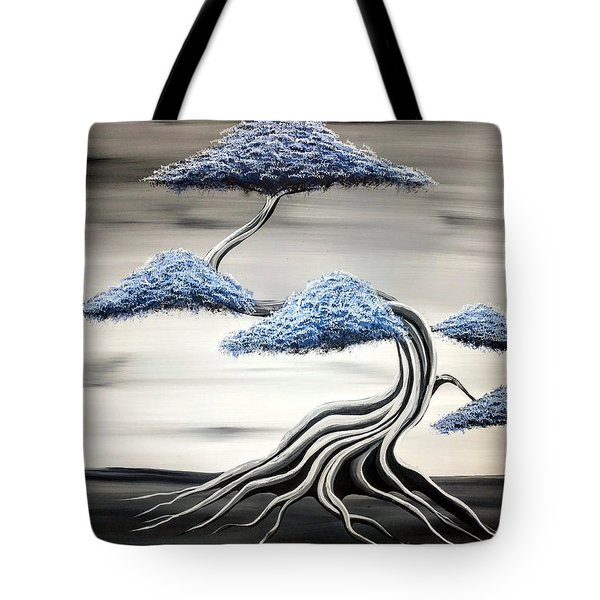 Cold Monday Tote Bag