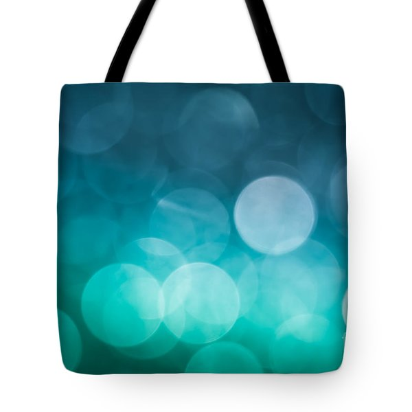 Tote Bag featuring the photograph Cold Shower by Jan Bickerton