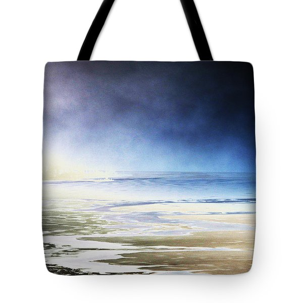 Cold Tote Bag by Steven Huszar