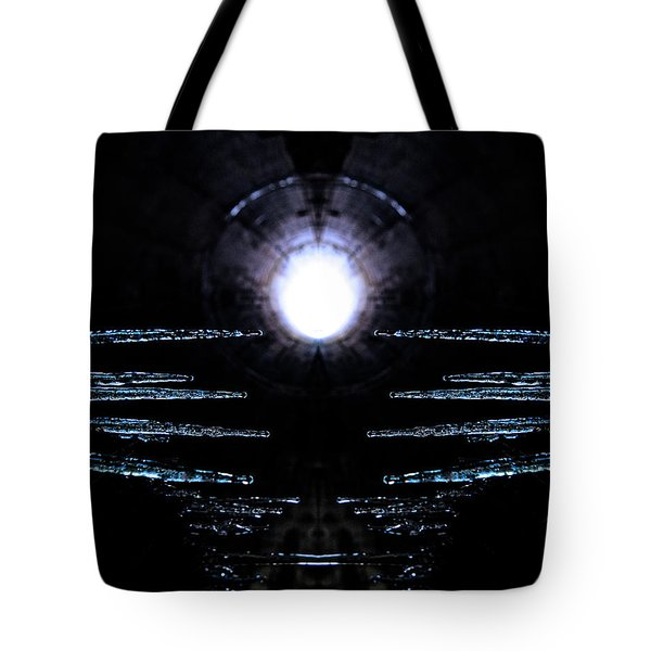 Cold Tunnel Tote Bag