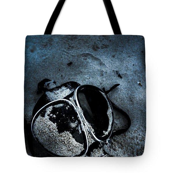 Cold War Casualties Tote Bag