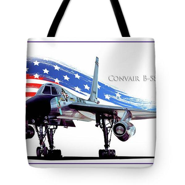Cold War Classic Tote Bag