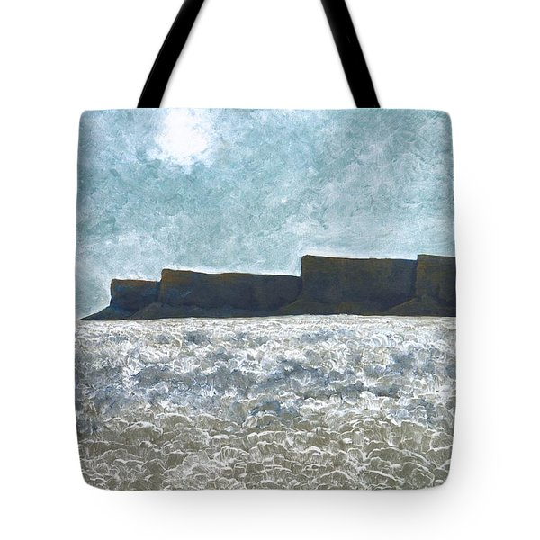 Cold Weather Tote Bag by Kerry Beverly
