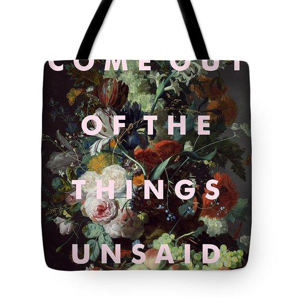 Coldplay Clocks Art Print Tote Bag