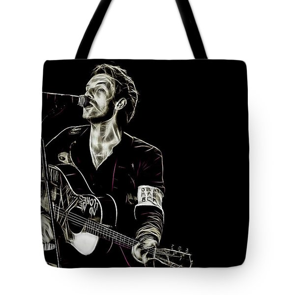 Coldplay Collection Chris Martin Tote Bag