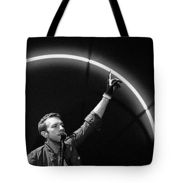 Coldplay10 Tote Bag by Rafa Rivas