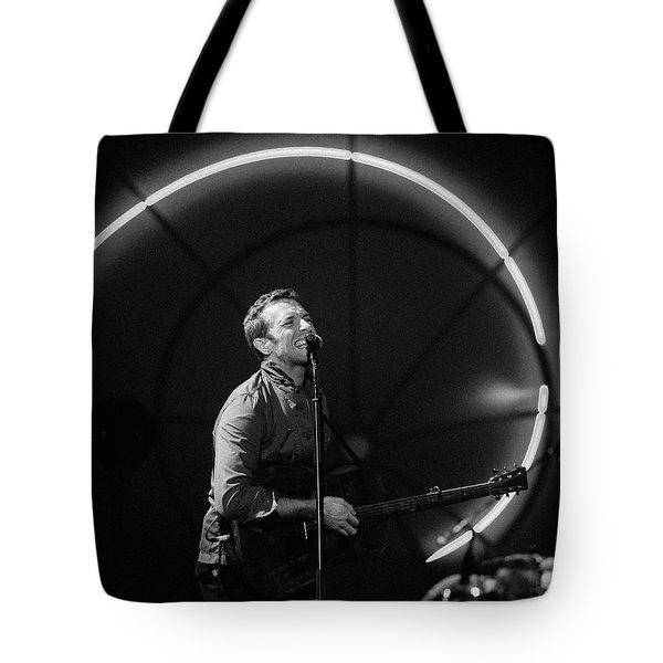 Coldplay11 Tote Bag by Rafa Rivas