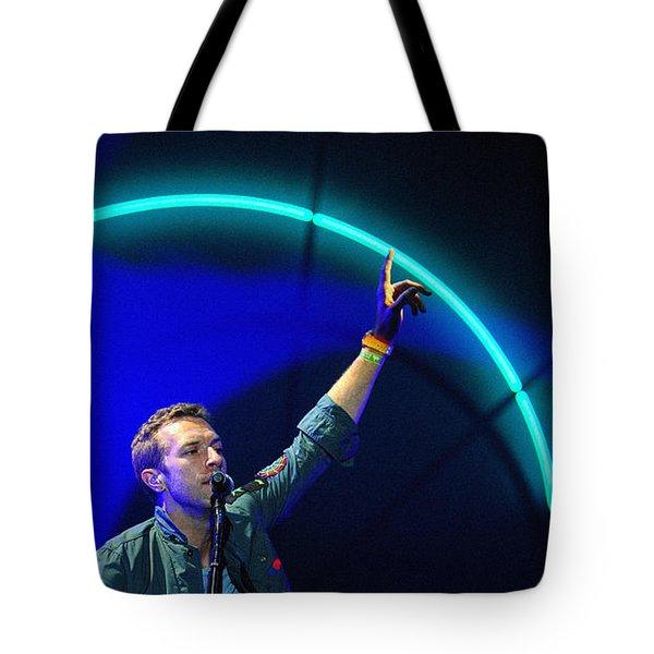 Coldplay3 Tote Bag by Rafa Rivas
